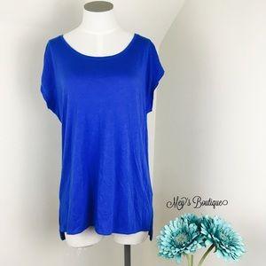 ⭐️Nordstrom Stem Blue Short Sleeve Tee⭐️